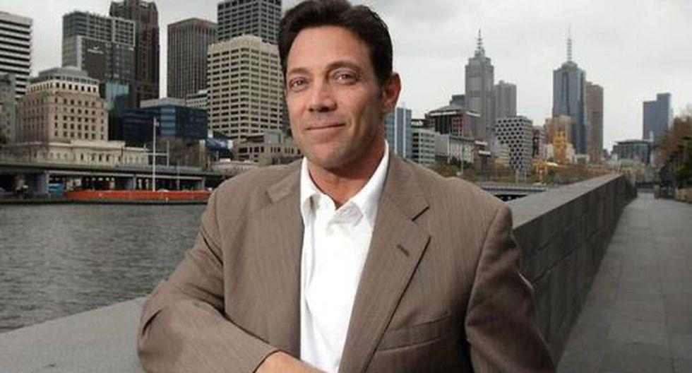 Jordan Belfort De Lobo De Wall Street A Orador Motivacional