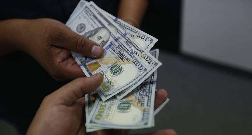 Precio del dólar en el Perú. (Foto: EFE)