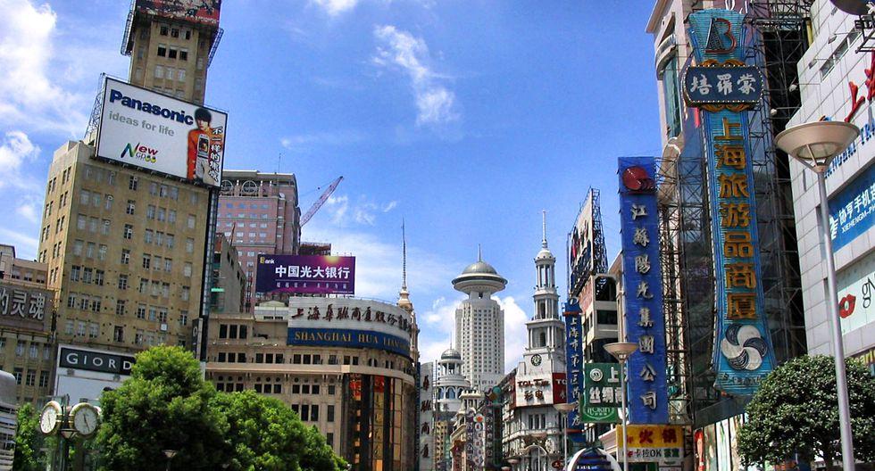 FOTO 10 | China US$ 1,800 millones (Foto: Wikipedia)
