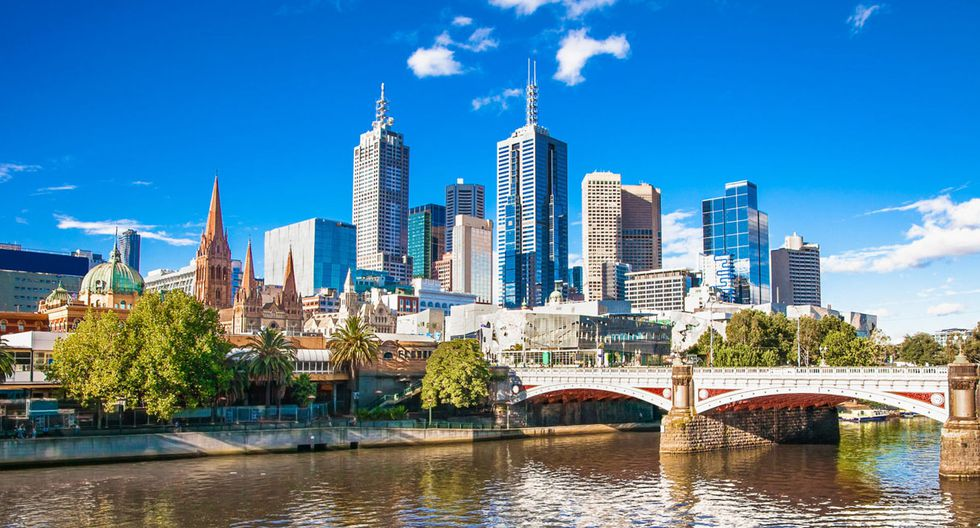 4. Melbourne, Australia (Foto: Upgraded Points)<br>