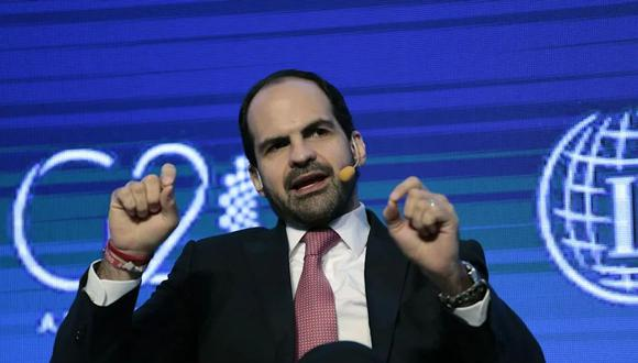 Gabriel Casillas de Grupo Financiero Banorte.