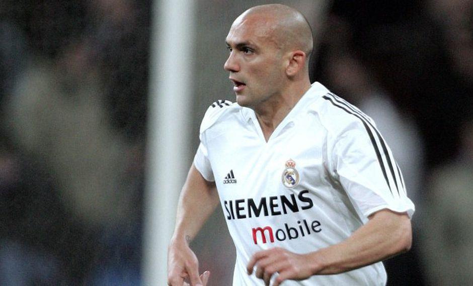 En el 2001 Raúl Bravo llegó a la capital española para debutar en el Real Madrid. (Foto: AFP)