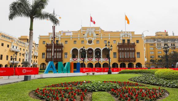 La ampliación de la ruta del Metropolitano tiene un avance de 22.8 %, según mencionó el alcalde de Lima.