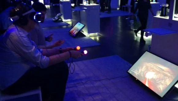 Vuela, pinta y grita como Iron Man con nueva realidad virtual de Play Station 4. (Video: EFE)