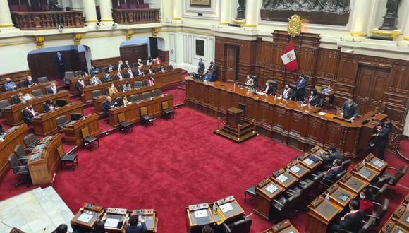Voto de confianza: ¿Abstención masiva es una opción del Congreso ante cuestionado gabinete Bellido?(Foto: Congreso)