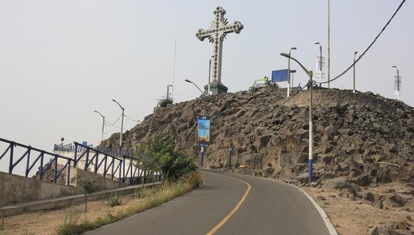 Cerro san cristobal (Foto: GEC)
