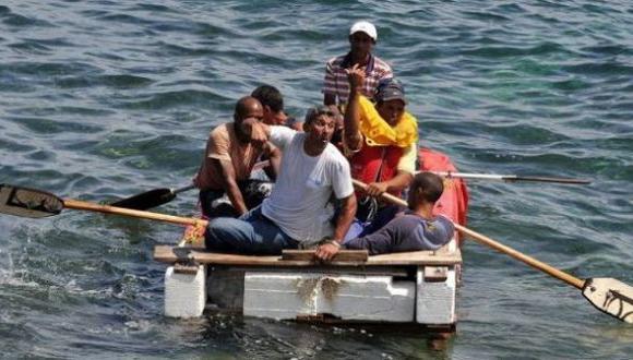 Venezolanos fallecieron tras ir en balsa antes de llegar a Curazao.