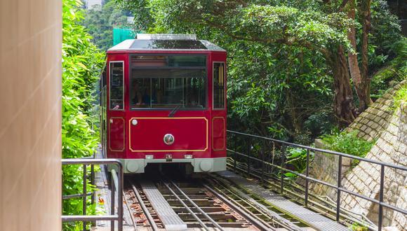 Tren. Tiene ya expediente técnico para parte de su recorrido. (Foto: iStock).
