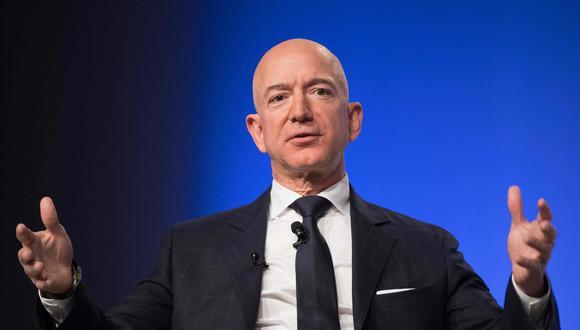 Jeff Bezos. (Foto: Difusión)