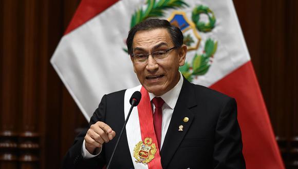 El presidente Martín Vizcarra había anunciado en su mensaje a la Nación que plantearía todos estos proyectos de ley para llevar a cabo la reforma del sistema judicial. (Foto: USI)