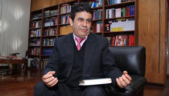 En noviembre del 2019 el Poder Judicial dictó ocho meses de impedimento de salida contra el fiscal supremo Tomás Gálvez. (Foto: GEC)