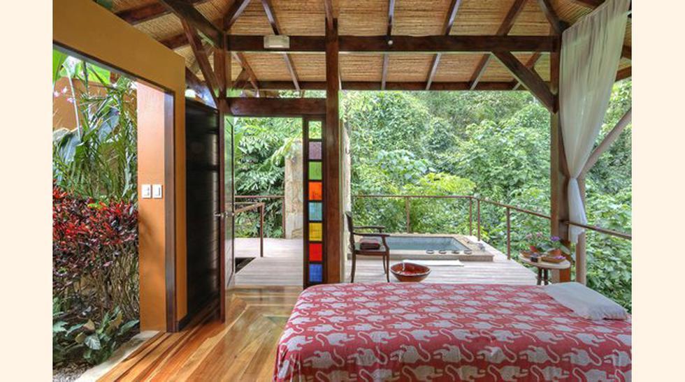 Nayara Springs. La Fortuna de San Carlos, Costa Rica