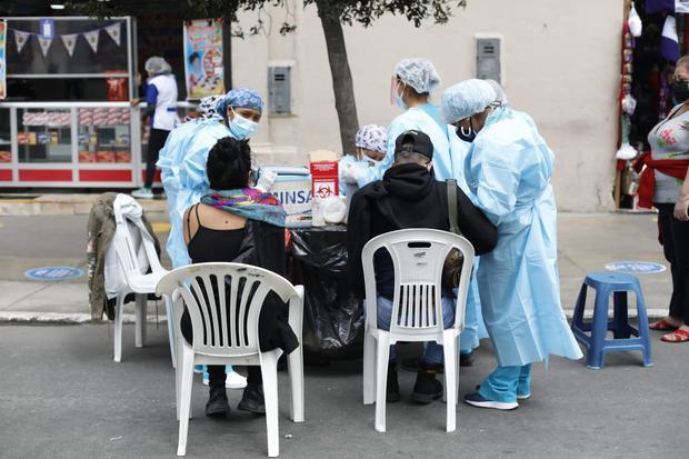 Inmediaciones de iglesia Las Nazarenas serán punto de vacunación durante octubre - Gestión