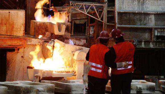 Chile es el primer productor del mundo del cobre con 5.2 millones de toneladas finas de cobre al año. En tanto Perú ocupa el segundo lugar con 2.5 millones de toneladas (Foto: Andina).