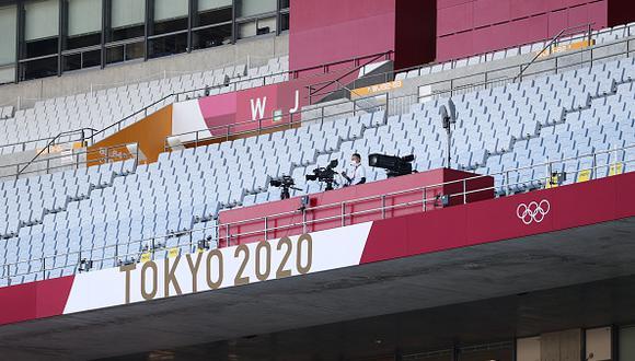 Los Juegos Olímpicos Tokio 2020 fueron postergados por el COVID-19. (Foto: Getty Images).