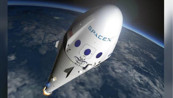 (Foto: Space X)