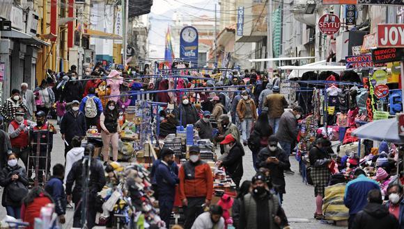En Bolivia está vigente una normativa desde el 2013 que castiga el feminicidio con 30 años de prisión sin derecho a indulto. (JORGE BERNAL / AFP).