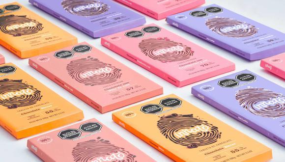 Las ventas de tabletas de chocolate, al ser productos que dependen de las compras por impulso, se vieron afectadas por la cuarentena. (Foto: Innato)