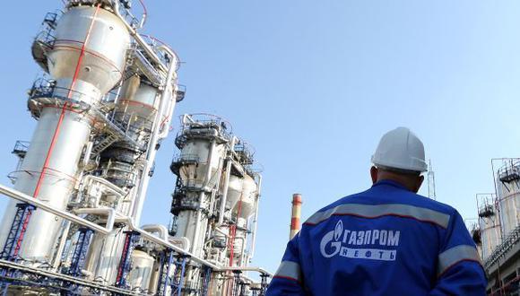 Gazprom (Foto: FinancialTribune).