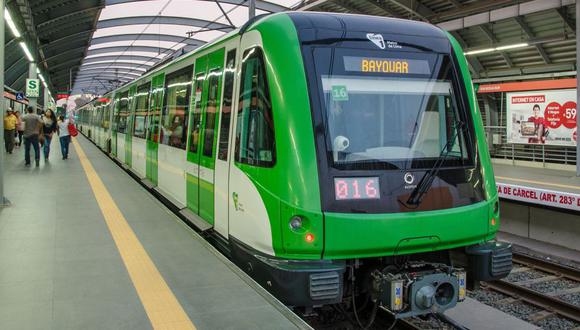 Metro de Lima. (Foto: Difusión)