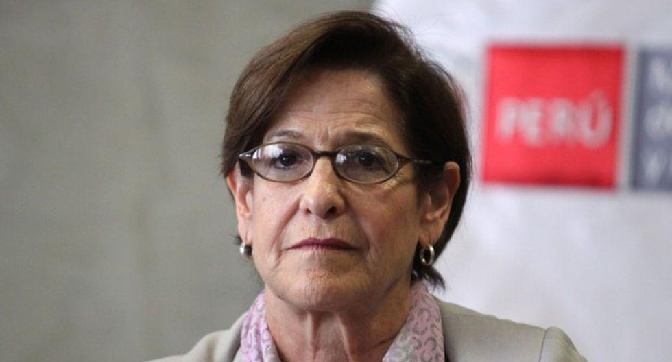 Susana Villarán tiene impedimento de salida del país y comparecencia con restricciones por los presuntos aportes de las empresas brasileñas Odebrecht y OAS a la campaña del 'No a la revocatoria'. (Foto: GEC)
