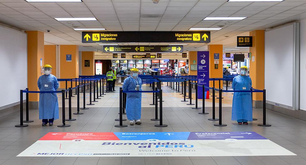 COVID-19: ¿Cómo se está dando la reactivación del sector aeroportuario? - Diario Gestión