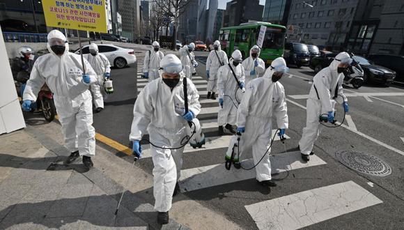 Corea del Sur no registra más de 200 contagios diarios desde el 12 de marzo. (Foto: AFP)