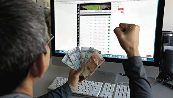 Mercado de apuestas deportivas. (Foto: GEC/ Diana Chávez)