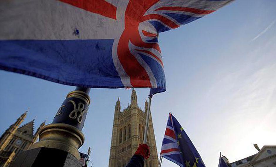 """El Parlamento británico le dice no al acuerdo del """"brexit"""" de May, quien ahora deberá presentar un plan alternativo hasta el21 de enero.(Foto: AFP)"""
