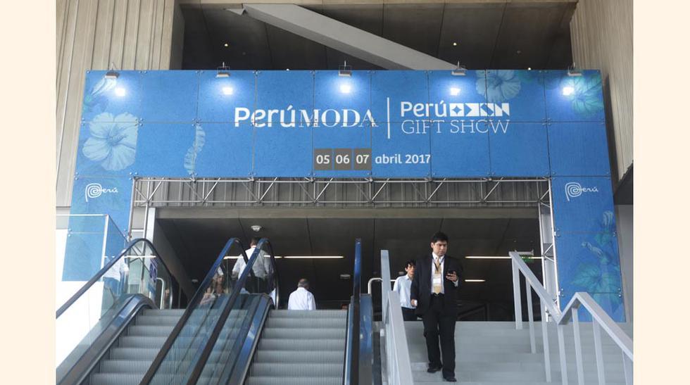 Inauguración de Perú Moda & Perú Gift Show 2017.