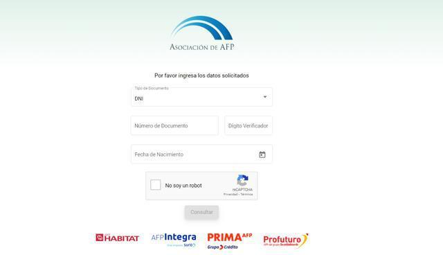 La Superintendencia de Bancas, Seguros y AFP, habilitó una plataforma para poder conocer si accedes o no al retiro facultativo que aprobó el Congreso de la República (Foto: AFP)