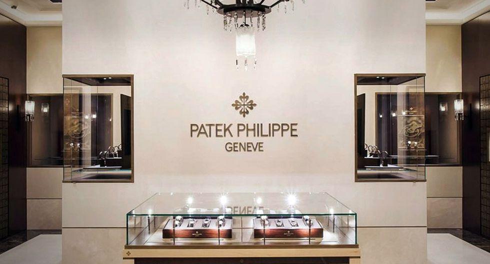 FOTO 2 | US$ 1.2 millones sería el costo del reloj fabricado por la casa suiza Patek Philippe.
