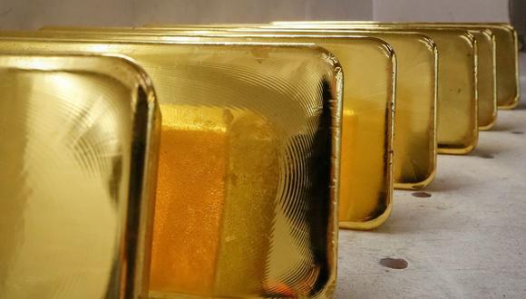 Los futuros del oro en Estados Unidos ganaban un 0.8% a US$ 1,742.60 por onza. (Foto: Reuters)
