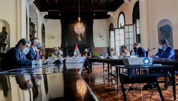 Francisco Sagasti encabezará nuevo Consejo de Estado este lunes 21 de junio tras la segunda vuelta de las Elecciones 2021. (Foto: Presidencia de la República)