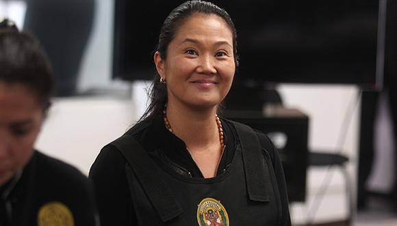 Keiko Fujimori es investigada por presuntamente haber ocultado con una contabilidad ficticia millonarias donaciones para sus campañas hechas por Odebrecht. (Foto: GEC)