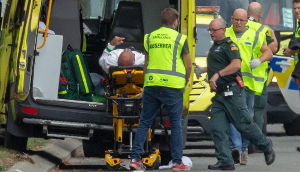 Medio centenar de muertos en un brutal ataque contra musulmanes. (Foto: AP)