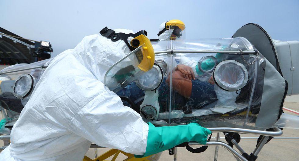 Perú: coronavirus | pandemia | alerta roja | Arequipa | caso ...