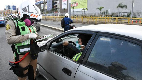 Lima Metropolitana y Callao se encuentran en nivel moderado de alerta sanitaria. Foto: Andina
