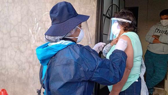 En las últimas semanas se ejecutaron campañas de vacunación contra la difteria. (Foto: GEC)