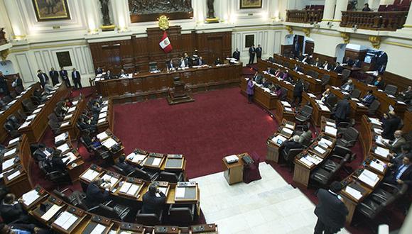 Pleno del Congreso debatirá el levantamiento de inmunidad parlamentaria de Moisés Mamani el viernes 8 de marzo. (Foto: GEC)