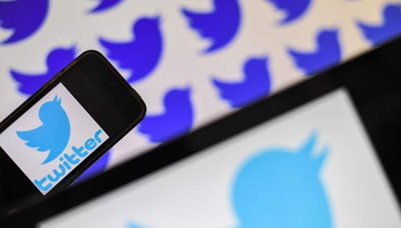 Twitter. (Foto: AFP)