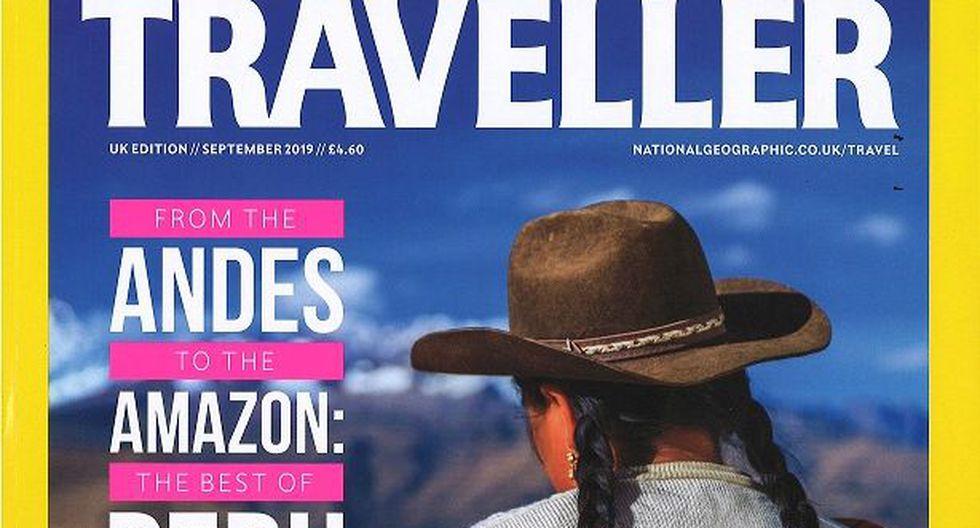 National Geographic Traveller también presentará a su lectoría británica algunas páginas dedicadas a la arqueología, pisco y gastronomía peruana.