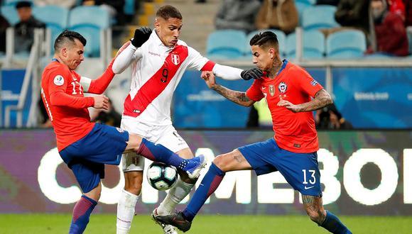 Perú vs. Chile está programado para jugarse en Lima, el 19 de noviembre. (Foto: AFP)
