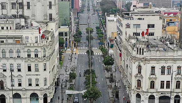 Sector Vivienda. Había exhortado a municipalidades a cumplir con el Reglamento Especial de Habilitación Urbana y Edificación. (Foto: GEC)