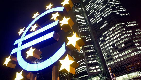 """El BCE quiere """"proporcionar un apoyo de liquidez inmediato al sistema financiero de la zona del euro, aunque no ve signos materiales de tensiones en los mercados de dinero, ni escasez de liquidez en los sistemas bancarios"""". (Foto: AFP)"""