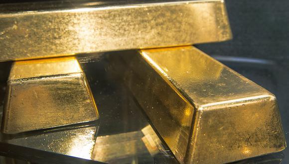 Los futuros del oro en Estados Unidos bajaban 0.1% a US$ 1,926.90 la onza. (Foto: AFP)