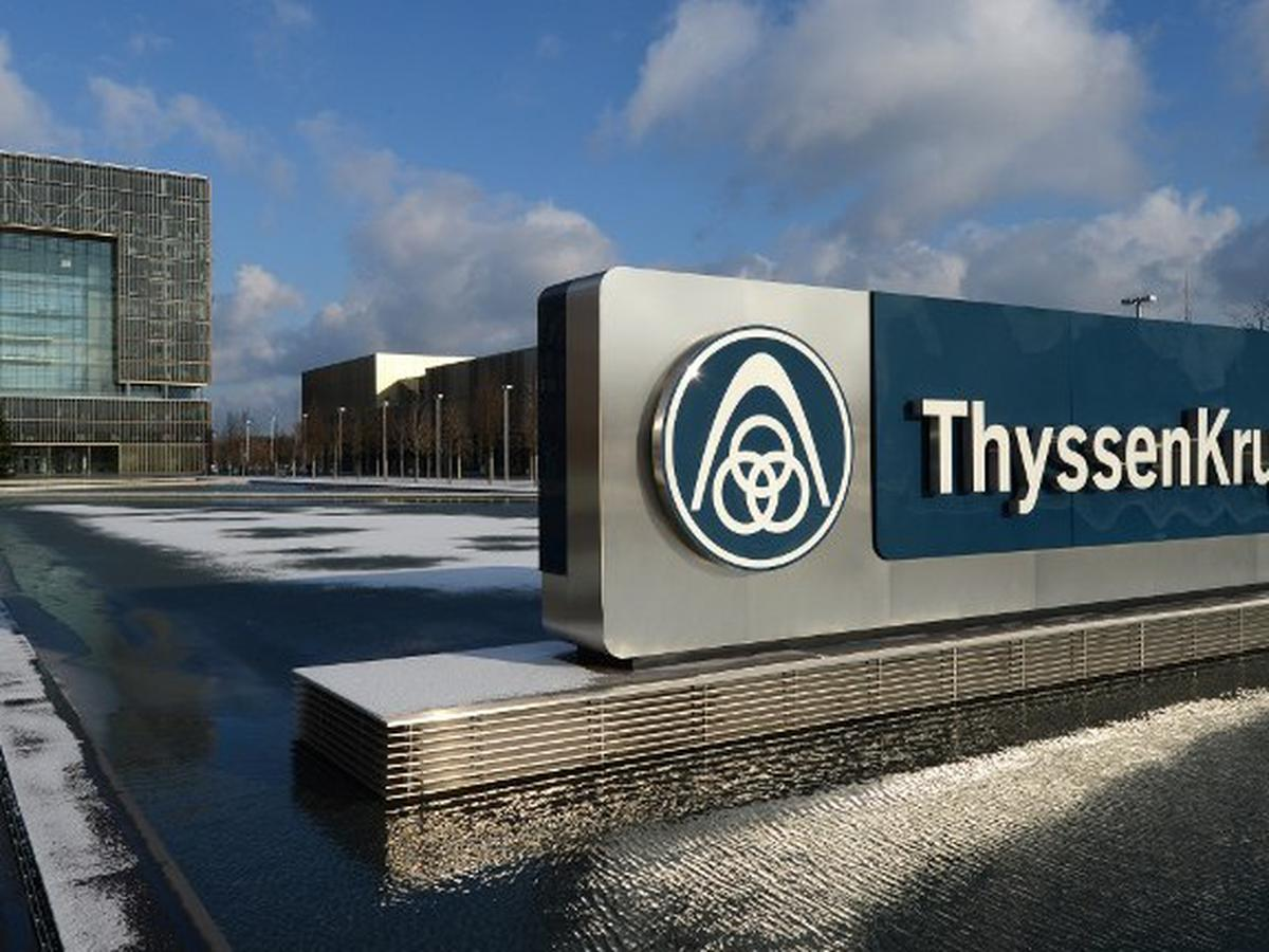 Thyssenkrupp suprimirá 6,000 empleos, 4,000 de ellos en Alemania | ECONOMIA  | GESTIÓN
