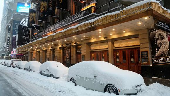 Broadway. (Foto: AFP)