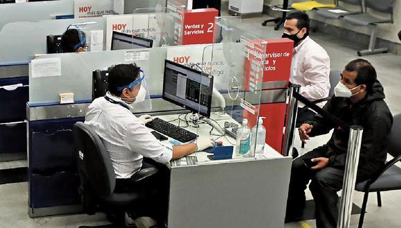Las pensiones son relativamente bajas en Perú, sostiene el FMI. (Foto: GEC).