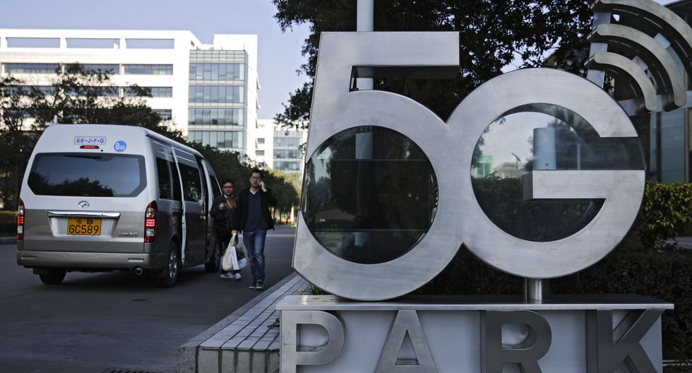 Huawei presentará su primer móvil 5G en Barcelona. (Foto: AP)